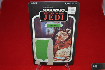 ROTJ Chief Chirpa Unpunched