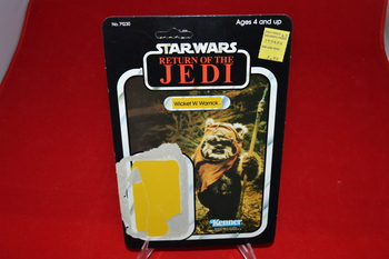 ROTJ Wicket Unpunched 77 Back