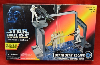 1996 Death Star Escape Playset