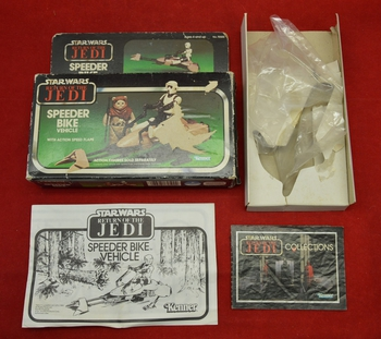 Speeder Bike Box w/ Inserts