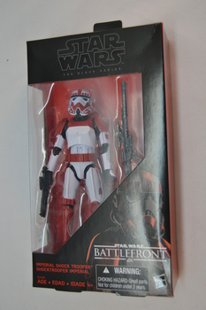 Battle Front Exclusive Figure Imperial Shock Trooper