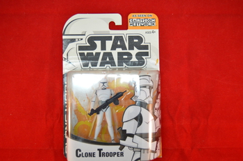 Clone Wars Animated Clone Trooper