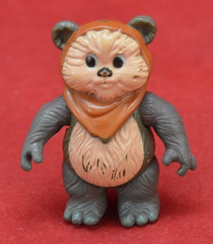 Ewoks Cartoon Wicket Figure