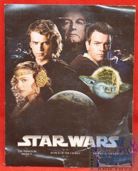 Star Wars Movie INSERT ONLY