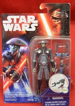 TFA Rebels Fifth Brother Figure