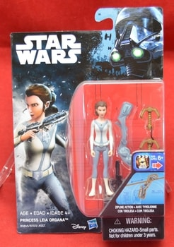 Rogue One Rebels Princess Leia Organa figure