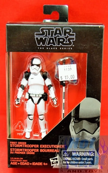 The Black Series First Order First Order Storm Trooper Executioner