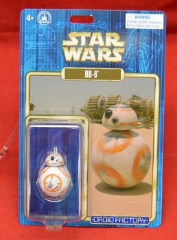 Disney Parks Exclusive BB-8 Figure