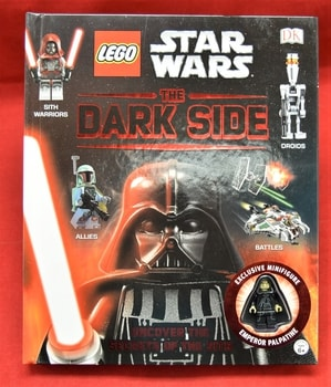 Lego Star Wars The Dark Side Book