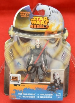 Rebels Cartoon The Inquisitor Figure