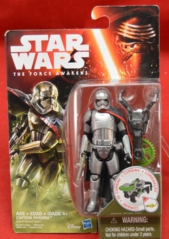TFA Phasma Figure