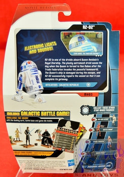 Movie Heroes R2-D2 MH03