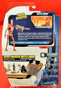 Movie Heroes Battle Droid MH04