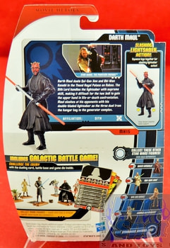 Movie Heroes Darth Maul Variant MH15