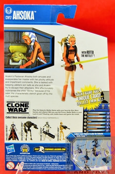 The Clone Wars CW17 Ahsoka