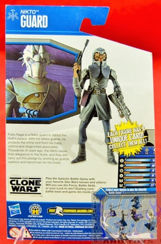 The Clone Wars Nikto Guard