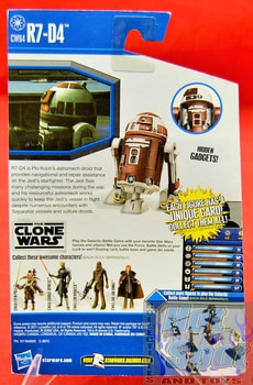 The Clone Wars CW64 R7-D4