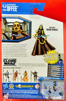 The Clone Wars Cw50 Barriss Offee