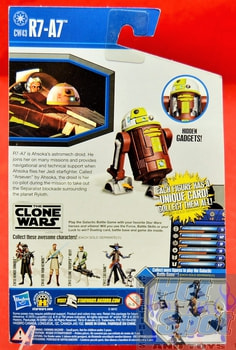 The Clone Wars CW43 R7-A7