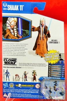 The Clone Wars CW31 Shaak Ti