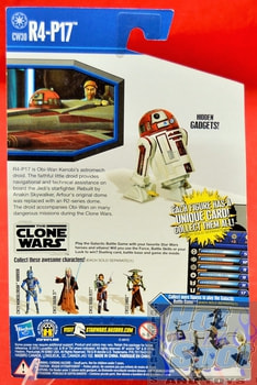 The Clone Wars CW30 R4-P17