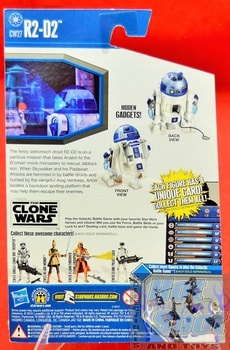 The Clone Wars CW27 R2-D2