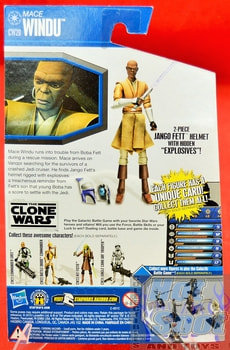 The Clone Wars CW20 Mace Windu