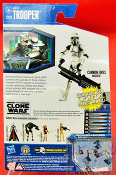 The Clone Wars CW18 Arf Trooper