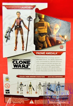Star Wars The Clone Wars CW35 Padme Amidala