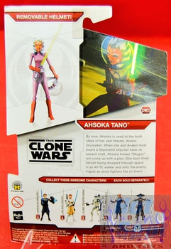 Star Wars The Clone Wars CW23 Ashoka Tano