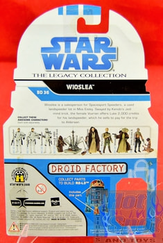 The Legacy Collection The Clone Wars BD36 Wioslea