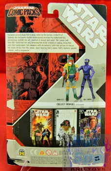 Star Wars Comic Packs Boba Fett & RA-7 Droid