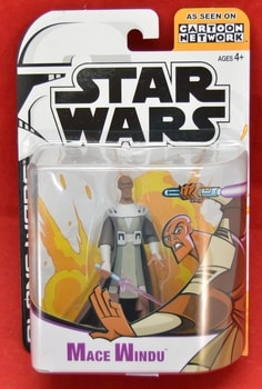 Clone Wars Animated Mace Windu