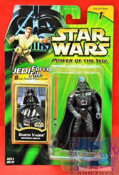 POTJ Darth Vader Action Figure