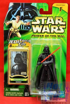 POTJ Darth Vader Action Figure (Dagobah)