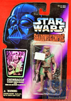 Shadows of the Empire Chewbacca Action Figure