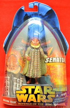 Revenge of the Sith Meena Tills Action Figure