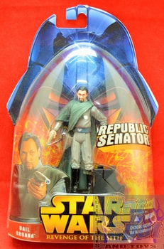 Revenge of the Sith Bail Organa Action Figure