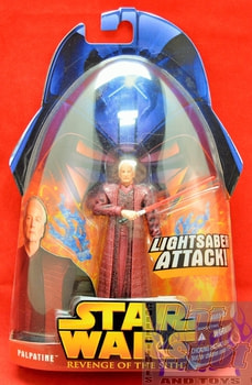 Revenge of the Sith Palpatine Action Figure