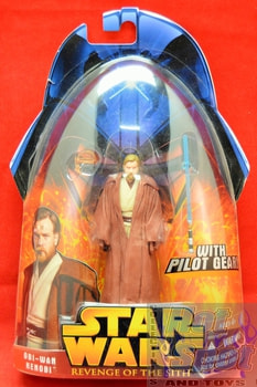 Revenge of the Sith Obi-Wan Kenobi Action Figure