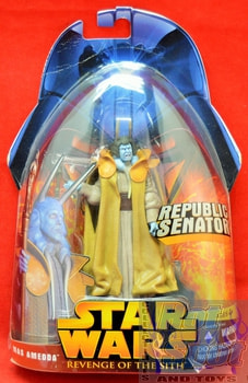 Revenge of the Sith Mas Amedda Action Figure