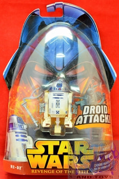 Revenge of the Sith R2-D2 Action Figure