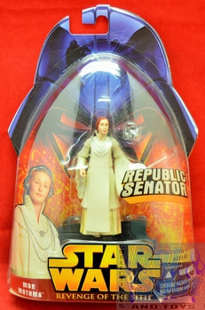 Revenge of the Sith Mon Mothma Action Figure