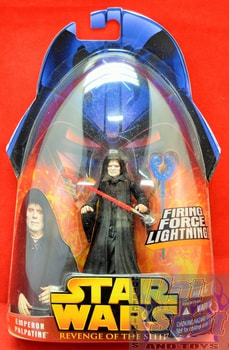 Revenge of the Sith Emperor Palpatine Action Figure