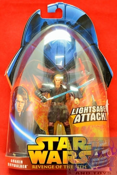 Revenge of the Sith Anakin Skywalker Action Figure