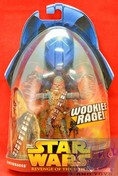 Revenge of the Sith Chewbacca Action Figure