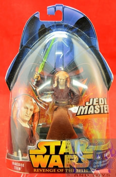 Revenge of the Sith Saesee Tiin Action Figure