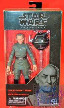 #63 Grand Moff Tarkin Action Figure