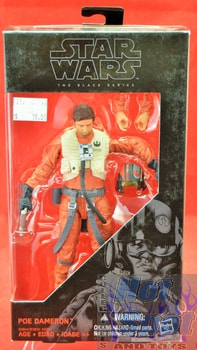 #07 Poe Dameron Action Figure