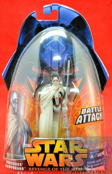 Revenge of the Sith Grievous Bodyguard Action Figure